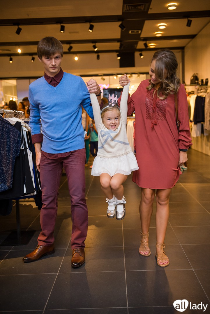 Family day in Shopping Malldova
